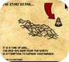 Кадр из игры Самурай в соломенной шляпе 2