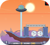 Кадр из игры Спасение астронавтов 2