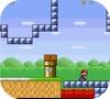 Кадр из игры Супе Марио: Сберечь Луиджи