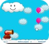 Кадр из игры Воздушный шар-шутер