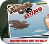 Кадр из игры Палец против оружия