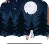 Кадр из игры Рождество Флаппи