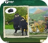 Кадр из игры Три панды в Японии