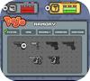 Кадр из игры Оружейная игра