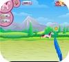 Кадр из игры Пони-жокей