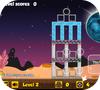 Кадр из игры Космический подрывник