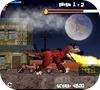 Кадр из игры T-Rex в Париже