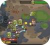 Кадр из игры Гнев Зомби