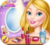 Кадр из игры Одевалка: Барби и Эльза