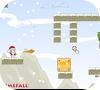 Кадр из игры Яростные снежки