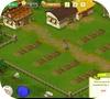 A shot of the game Farmerella