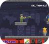 Кадр из игры Шарики VS Зомби 4