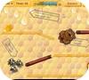 Кадр из игры Медведь против пчел