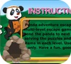 Кадр из игры Приключенческий побег панды