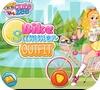 Кадр из игры Одевалка: На велопрогулку
