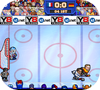 Кадр из игры Хоккейное неистовство