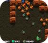 Кадр из игры Охотники на зомби онлайн