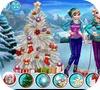 Кадр из игры Одевалка: Зимние каникулы