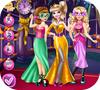 Кадр из игры Одевалка: Новогодний бал