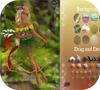 Кадр из игры Одевалка: Элементаль земли