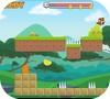 Кадр из игры Прыгающая обезьянка Джо