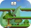 Кадр из игры Спасти яйца динозавров