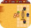 Кадр из игры Первое приключение в Сахаре