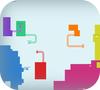 Кадр из игры Paper.io