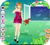 Кадр из игры Одевалка: Королева цветов
