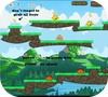 Кадр из игры Горное приключение Поу