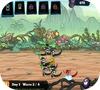 Кадр из игры Орды монстров