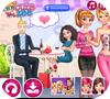 Кадр из игры Одевалка: Испорченное свидание