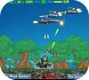 Кадр из игры Танковая атака: Атака с воздуха