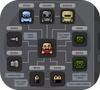 Кадр из игры Майнкрафт: Удивительное приключение усатого бурильщика