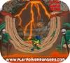 Кадр из игры Черепашки Ниндзя: Большой скейтборд