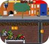 Кадр из игры Черепашки Ниндзя: Зона мотоциклов