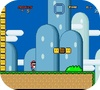 Кадр из игры Марио: Монолитный мир