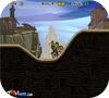 Кадр из игры Черепашки Ниндзя: Велоспорт