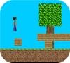 Кадр из игры Майнкрафт 2D