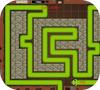 Кадр из игры Змейка: Выход из пещеры