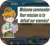 Кадр из игры IDLE: Танковое подразделение