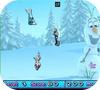 Кадр из игры Холодное сердце: Ввод букв