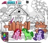 Кадр из игры Как рисовать Пони