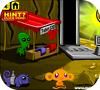 Кадр из игры Поиск обезьянок: Покинуть планету