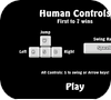 Кадр из игры Бадминтон со стикменами 3