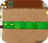 Кадр из игры Растения против Зомби