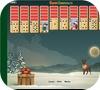 Кадр из игры Пасьянс Паук: Рождественское задание