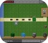 Кадр из игры Майнкрафт: Защита замка