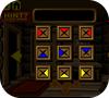 Кадр из игры Поиск обезьянок: Деревенский дом