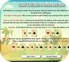 Кадр из игры Картомания: Солитер гольф